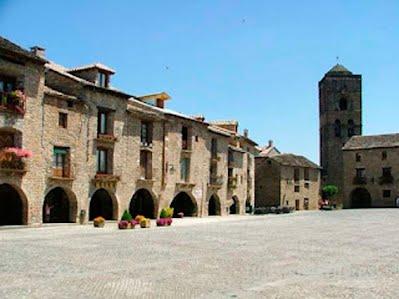TURISMO VERDE HUESCA. Casa Gallán de Sarvisé